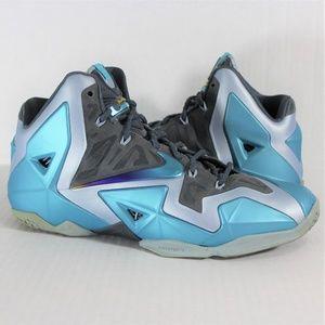 Nike Lebron 11 Armory Slate 616175 401 M360